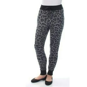 Chelsea Sky Gray Animal Print legging jogger pants
